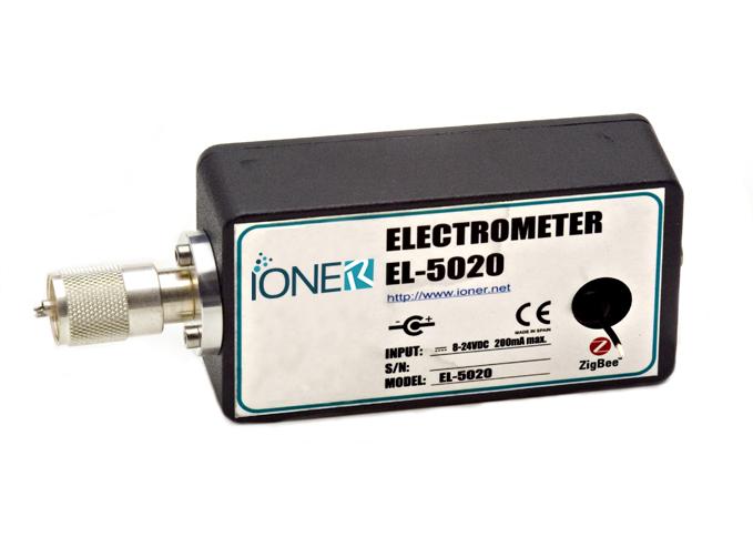 Wireless Electrometer IONER EL-5020
