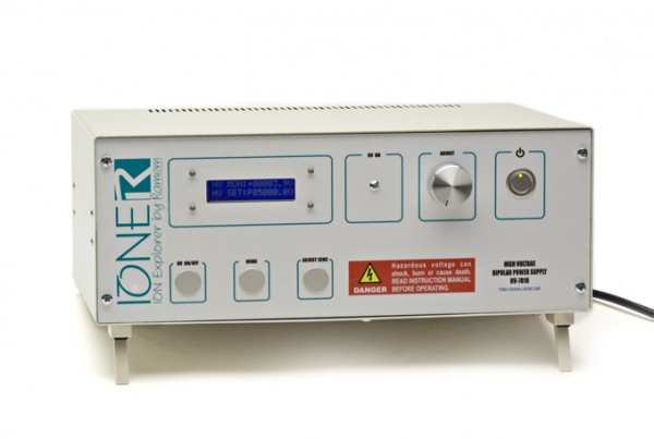 IONER HV 7010. Precise and low noise, high voltage unipolar/bipolar DC sources