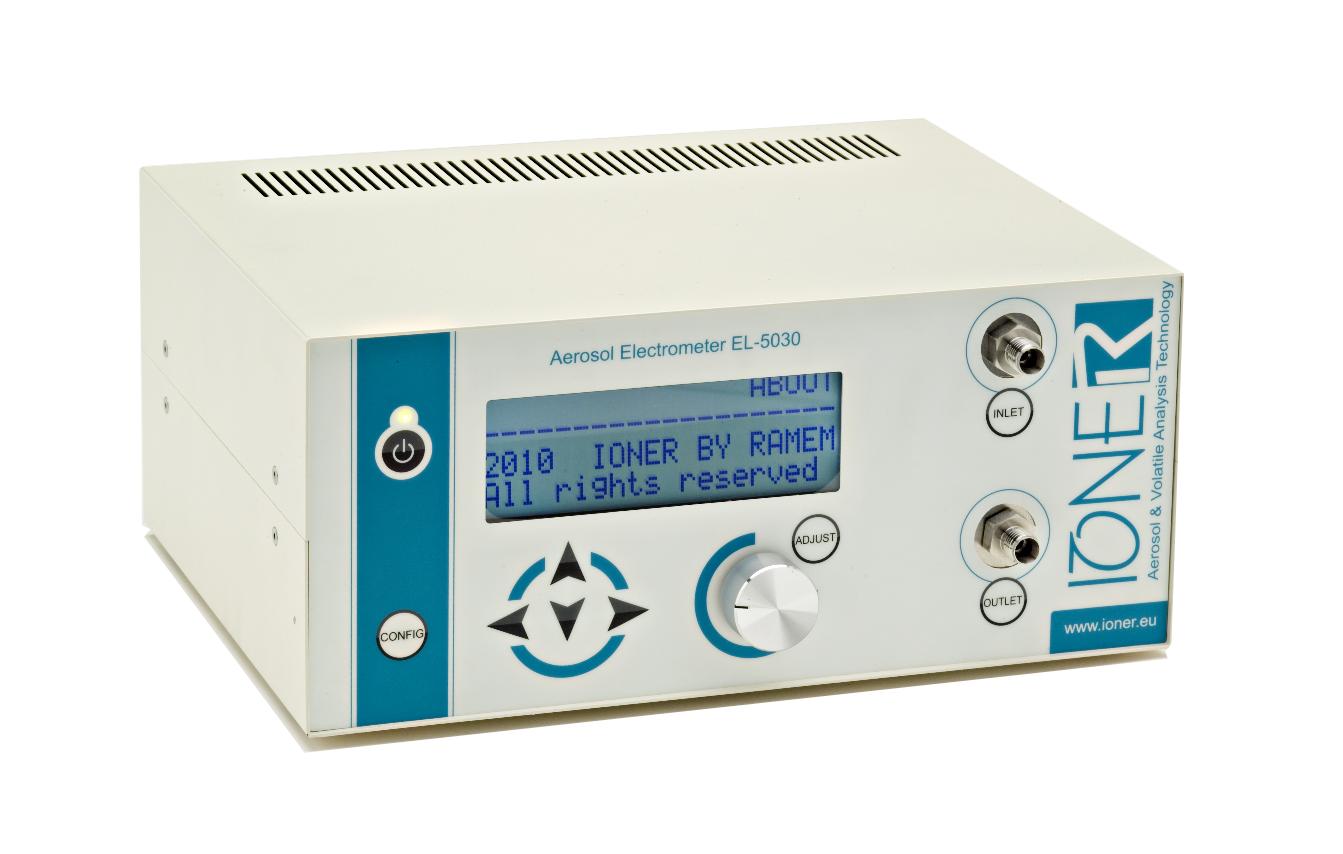 Aerosol Electrometer IONER EL-5030